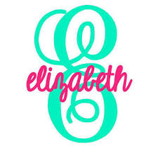 monogram letter stickers shop vinyl monogram stickers on wanelo