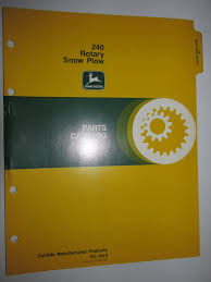 buy john deere 31 rotary tiller parts manual rotary tiller in