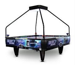 Air Hockey Table Dimensions by Galaxy Quad Four Way Air Hockey Table Arcade Games Photo