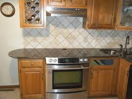 kitchen pull out cabinet tiles backsplash how to tile a backsplash 6 inch pull out cabinet