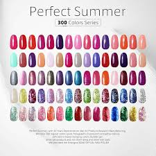 amazon com pro gel nail polsih set nail art uv led soak off