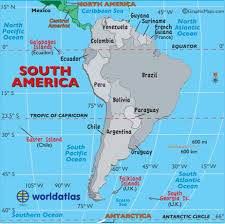 south america map atlas south america travel information south america travel