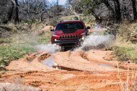mud jeep cherokee 2014 jeep cherokee first drive motor trend