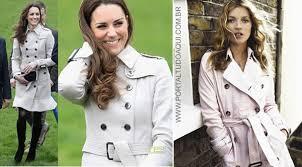 Popular O trench-coat é tendência de moda feminina para o inverno , um  @ZC47