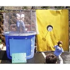 dunk booth rental party pals is the largest special event party and rentals