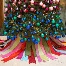 themed christmas tree decorations 25 beautiful christmas tree decorating ideas