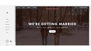 cheap wedding websites best 6 wedding website builders for a stress free big day