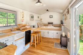 tiny homes interiors tiny home interiors cozy rustic tiny house with vintage decor