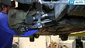 how to install replace front ball joint 1999 06 vw volkswagen