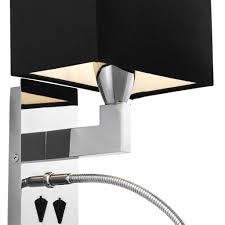 Baker Directional Reading Wall Light Two Light Sources 2