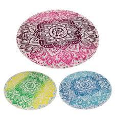 fabricant serviette de plage achetez en gros serviette de plage ronde en ligne à des grossistes