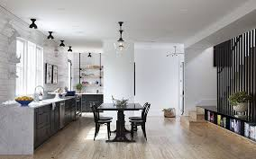 cupboards with light floors kitchens with black cabinets