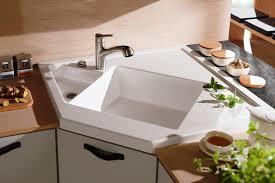 Corner Kitchen Sink Designs Stainless Steel  Kitchen  Bath Ideas - Corner kitchen sink design