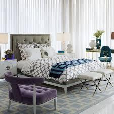 Rider Bench Modern Furniture Jonathan Adler - Jonathan adler bedroom