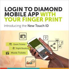 diamond mobile app diamond bank