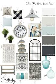 moody monday chic modern farmhouse style