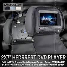 best selling 9 inch 7inch headrest screen hindi blue movie