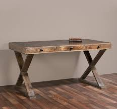 reclaimed wood writing desk super design ideas wood writing desk atwood reclaimed crate and