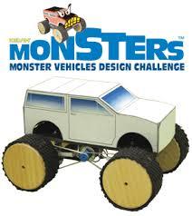 kelvin monsters vehicle design car kit kelvin educational