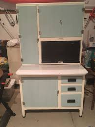 Narrow Hoosier Cabinet Vintage Hoosier Cabinet Ebay