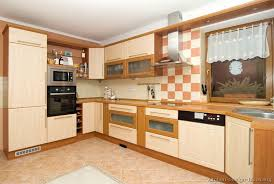 Kitchen Design Cabinets Kitchen Design Kitchen Cabinets Modern Two Tone White Light Wood