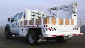 Ford F250 Utility Truck - installation gallery