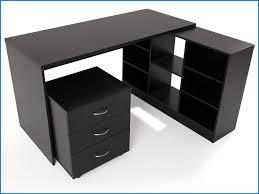 bureau noir design inspirant bureau angle noir collection de bureau design 45877