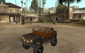 land rover defender extreme off road for gta san andreas