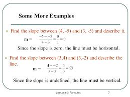 describe it lesson 1 3 formulas lesson 1 3 formulas ppt download