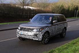 first range rover ever made new look range rover due before the end of 2016 auto express