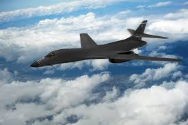 The B Why The B 1b Lancer Bomber Could Be America U0027s Best Option Against