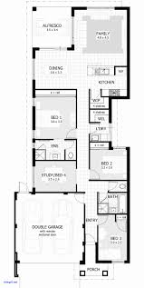 duplex narrow lot floor plans duplex floor plans for narrow lots beautiful 3 bedroom house plans