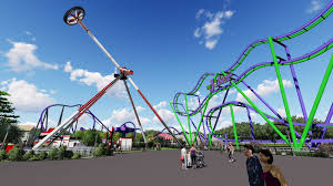 Six Flags Hurricane Harbor Hours Theme Park Overload Six Flags Parks 2018 New Attractions