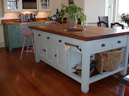 kitchen best wooden kitchen carts and islands styles small
