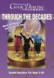 Armchair Exercises For The Elderly Dvd Jodi Stolove U0027s Chair Dancing Fitness