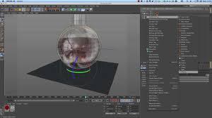 liquid tutorial cinema 4d