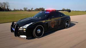 fastest police car you can u0027t outrun nissan u0027s police car autoguide com news