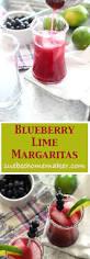 blueberry margarita blueberry lime margaritas suebee homemaker