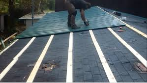 Roofing A House How To Metal Roof For Cheap Youtube
