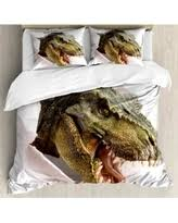 Paper Duvet Here U0027s A Great Deal On Dinosaur Twin Size Duvet Cover Set