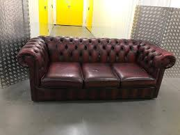 leather sofa free delivery chesterfield leather sofa free delivery in clapham london gumtree