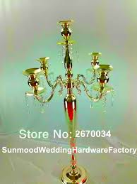 Tall Table Centerpieces by Tall Wedding Centerpieces For Tables Gold Promotion Shop For