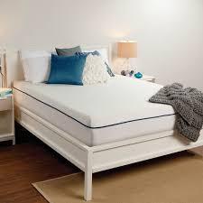 sealy 10 inch full size memory foam mattress free shipping today
