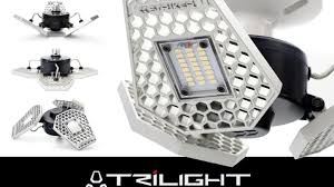 motion activated ceiling light trilight a motion activated ceiling light for your garage by