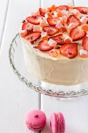 raspberri cupcakes strawberry u0026 rose tres leches cake