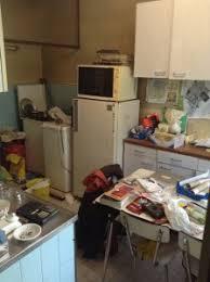 cuisine insalubre débarras d une cuisine dans un appartement parisien actif débarras