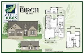 the enclave at huron oaks maher homes