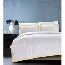 white seersucker duvet cover wayfair