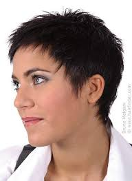 how to cut womens hair with double crown short hair similar to how my hair has grown out from being
