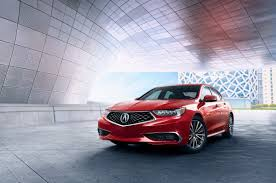 refreshed 2018 acura tlx adds fancier tlx a spec version and more